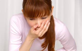 Понос (диарея), тошнота и боль в животе