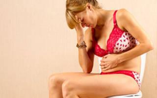 Боли в кишечнике при запоре и после него
