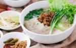 Закрепляющие продукты при диарее (от поноса)