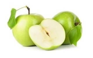 Можно ли яблоки при лечении гастрита?