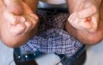 Хронический запор у взрослых