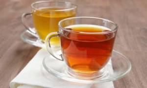 Может ли вызывать запор зелёный и чёрный чай?