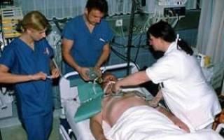 Кома при панкреонекрозе