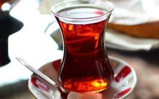 Понос от минеральной воды и зеленого чая