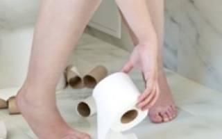 Понос (диарея, расстройство желудка) на нервной почве