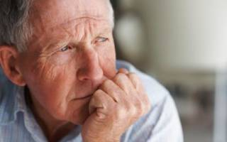 Лечение запора у пожилых людей