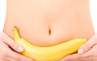 Бананы и другие продукты при поносе у ребенка
