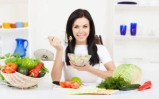 Список разрешенных продуктов питания при гастрите