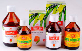 Облепиха и облепиховое масло при панкреатите