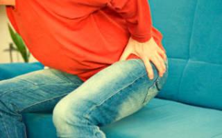 Как можно сидеть при геморрое, чтобы не было больно?