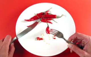 Что нельзя есть при язве желудка? Какие продукты запрещены?