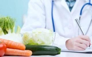 Какая диета при поносе (диарее, расстройстве желудка)?