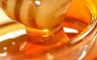 Как лечить медом язву желудка?
