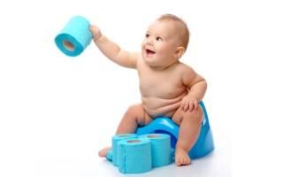 Почему у новорождённого понос (жидкий стул, диарея)?