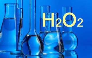 Лечение гастрита перекисью водорода, рецепт