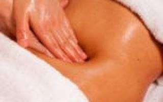 Массаж поджелудочной железы при панкреатите