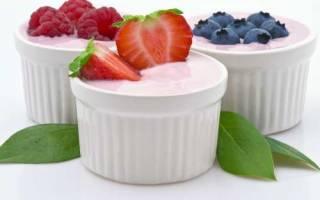 Йогурт при панкреатите, можно ли?