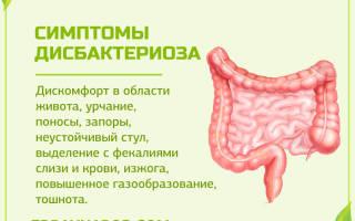 Слабость при дисбактериозе