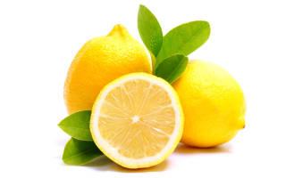 Лимон при поносе (диарее)