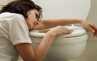 Причины слабости, поноса (диареи) и тошноты
