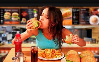 Что нельзя есть при гастрите, запрещенные продукты