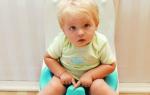 Причины поноса у ребёнка, почему жидкий стул?